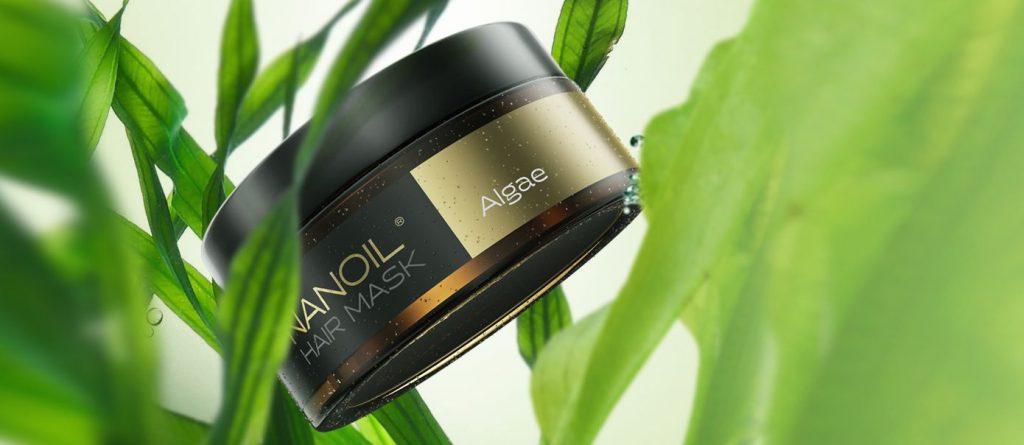 nanoil algea hair mask